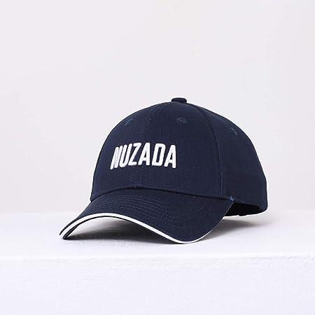 sdssup Par Gorras Bordadas Sombreros curvos Ocultos Azul 56-61cm ...