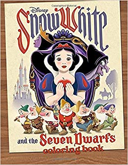 Snow White And The Seven Dwarfs Coloring Book Ideal For Kids And Adults To Inspire Creativity And Relaxation With 50 Coloring Pages Of Snow White And The Seven Dwarfs Maddison James 9781704699837