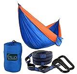 Esup XL Camping Hammock -Multifunctional Lightweight Nylon Portable Hammock, Best Parachute Hammock