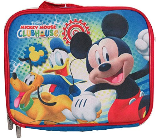 Disney Mickey Mouse Insulated Lunch Bag - Lunch Box
