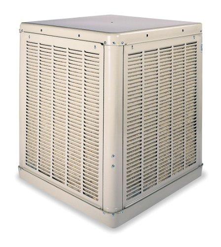 - Essick Air - 2YAE1-2HTK3 - Ducted Evaporative Cooler, 4800cfm, 1/3 HP