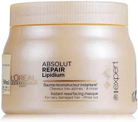 L'Oreal Professional Serie Expert Absolut Repair Lipidium Masque, 16.89 Ounce