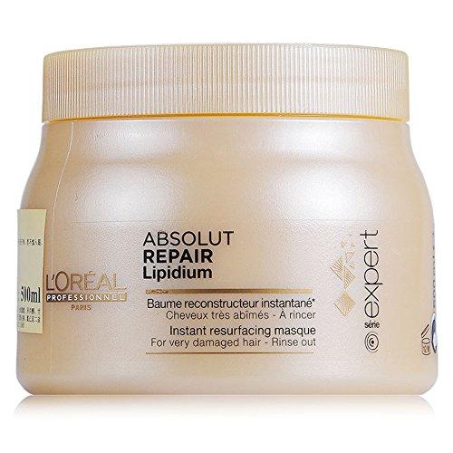 L'Oreal Professional Serie Expert Absolut Repair Lipidium Masque, 16.89 Ounce