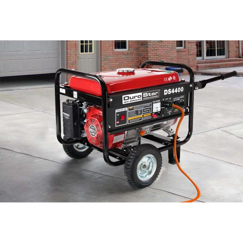 DuroStar DS4400 3500 functioning Watts 4400 Starting Watts Gas fueled compact Generator preferred Prices