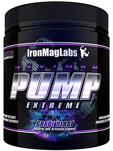 Fer Mag Labs maximales pompe Blast