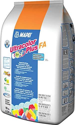 MAPEI Ultracolor Plus FA Powder Grout - 10LB/Bag - (38 Avalanche) by Ultracolor Plus FA (Image #1)