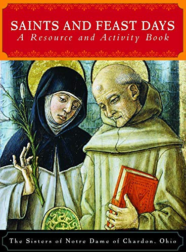 (Saints and Feast Days: A Resource and Activity Book)