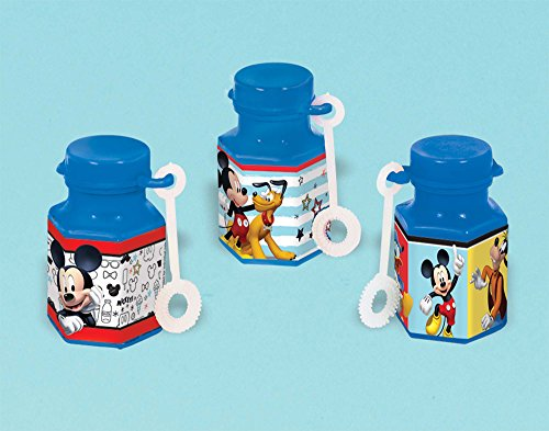 Mickey On The Go Mini Bub 12ct [Contains 1 Manufacturer Retail Unit(s) Per Amazon Combined Package Sales Unit] - SKU# 399235]()