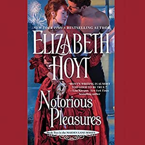 Notorious Pleasures Audiobook