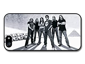 Iron Maiden Black and White Portrait Band Case For Iphone 6 4.7 Inch Cover