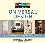 Universal Design, Krueger Barbara, 1599216132