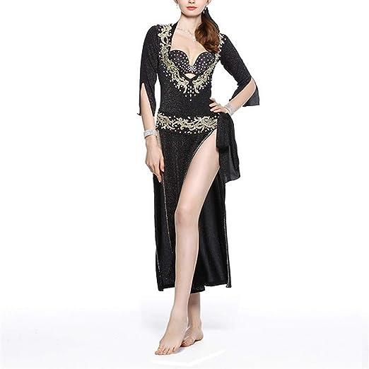 Mujer Vestido de Danza Latino Rendimiento profesional ...