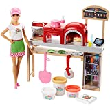 Barbie Pizza Chef Doll and Playset, Blonde: more info