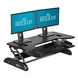 VARIDESK - Height-Adjustable Standing Desk - Cube Plus 40 …