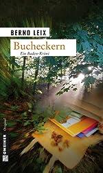 Bucheckern: Oskar Lindts erster Fall (Kriminalromane im GMEINER-Verlag)