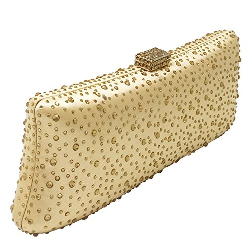Diamond Dinner Ladies Fashion Chain Bridal Bag Bag Banquet Handbag Rhinestone Clutch Bag Gold Bag Hot Evening 44TgInCqf