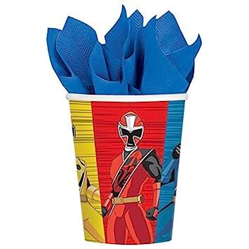 Amazon.com: Power Rangers Ninja Steel Cups: Health ...