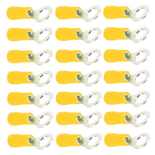 ESUPPORT 100Pcs Yellow 5/16