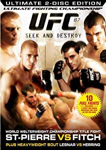 UFC 87 - SEEK & DESTROY