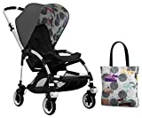 Bugaboo Bee3 Accessory Pack - Andy Warhol Dark Grey/Transport (Special Edition)