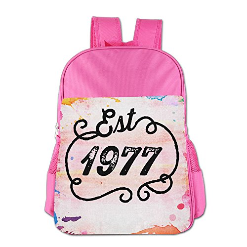 GABRIELA ROSALES 1977 Elegant Eye-catching Color Unisex Bag Children's Backpack Bag School Sport Bags Shoulder Backpacks Kids' Schoolbag Bags - Kids Foxwoods
