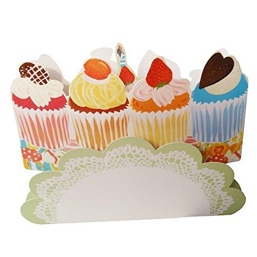 Birthday Cake Pop Up Decorative Greeting Card