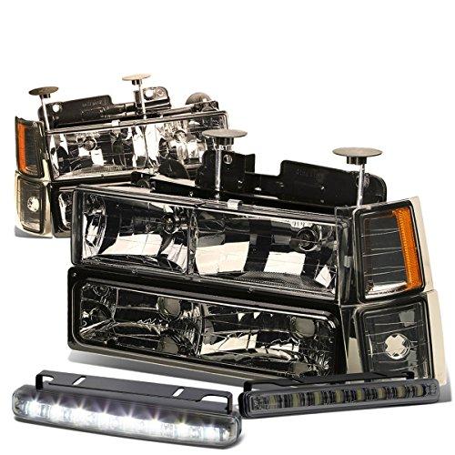 98 c2500 headlights - 4