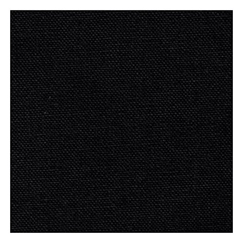 Burlapfabric.com 12 Ounce Cotton Canvas Duck Cloth- Black By the Yard