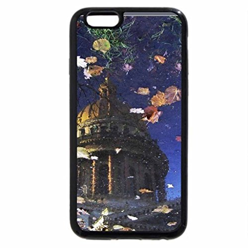 iPhone 6S / iPhone 6 Case (Black) Autumn in the Sky