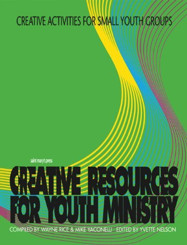 Creative Activities for Small Youth Groups (Creative Resources for Youth Ministry Se) pdf epub