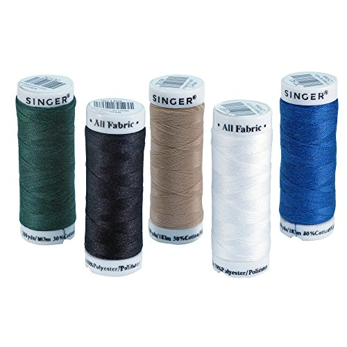 singer sewing machine thread sets - 9