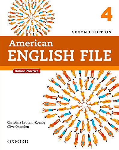 American English File - Level 4 (+Online Practice)