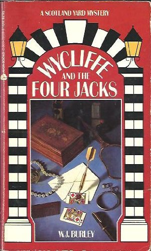 Wycliffe and the Four Jacks (1985) (Book) written by W. J. Burley