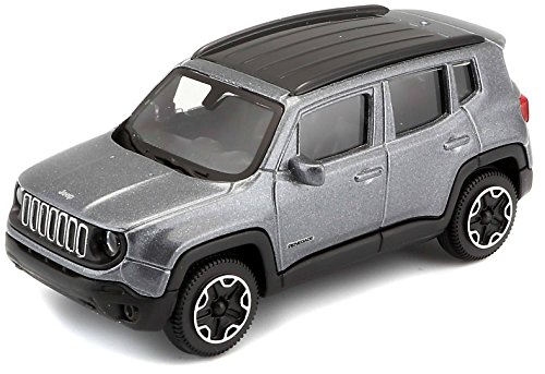 BBURAGO - Jeep Renegade 1:43 -
