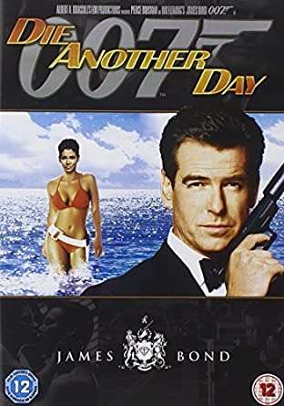 Amazon Com Die Another Day Pierce Brosnan As James Bond