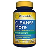 Renew Life Cleansemore Capsules, 100 -Count Bottle For Sale