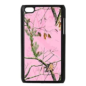 JenneySt Phone CaseCamo Tree Pattern FOR IPod Touch 4th -CASE-15