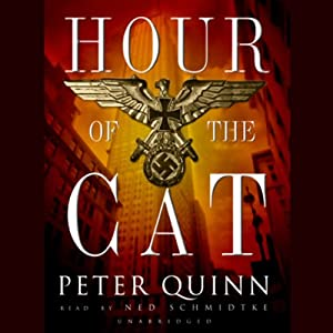 Hour of the Cat Audiobook