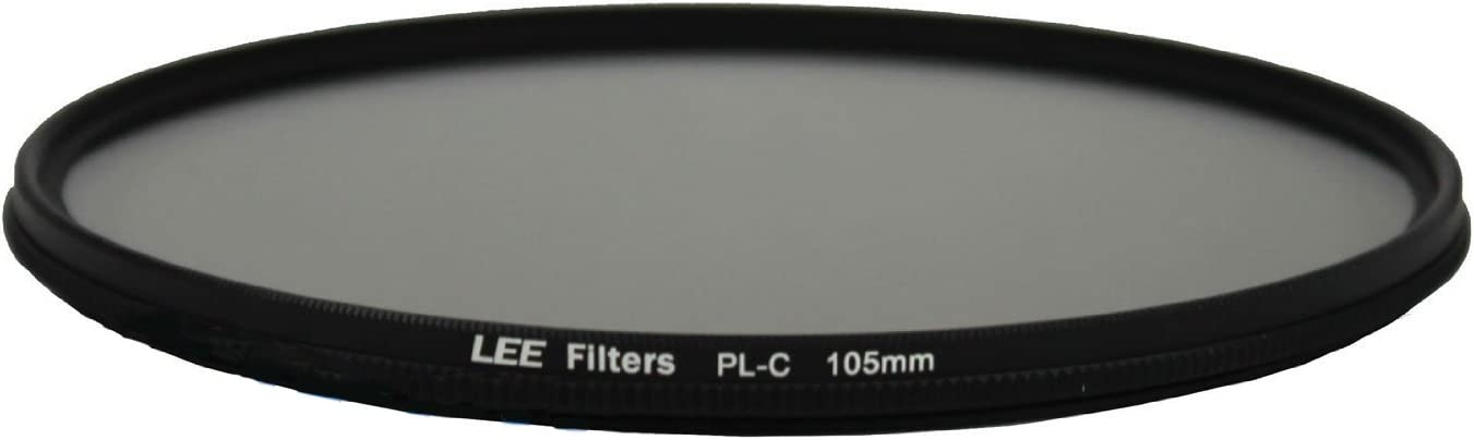 LEE Filters 105mm Slim Landscape Polarizer with Lee Filters 105mm Front Accessory Ring and Wyndham Digital Microfiber Cloth