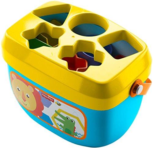 51MnhK0W%2BlL - Fisher-Price Baby's First Blocks Playset