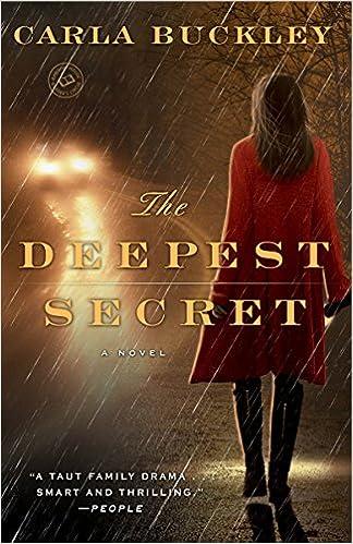 Amazon Fr The Deepest Secret A Novel Carla Buckley Livres