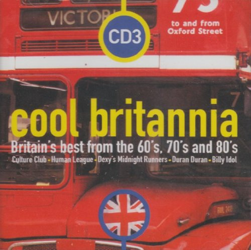 Cool Britannia - Britains Best From 60s, 70s And 80' s CD3