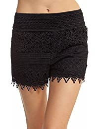 Women's Lace Shorts