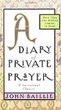 A Diary of Private Prayer, John Baillie, 0684824981