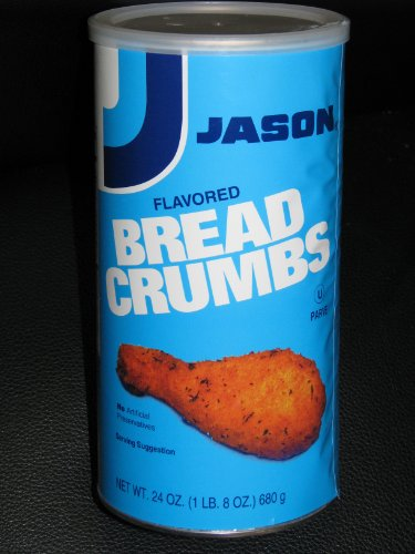 Jayson Flavored Bread Crumb, 24 Ounce -- 12 per case. by Jayson