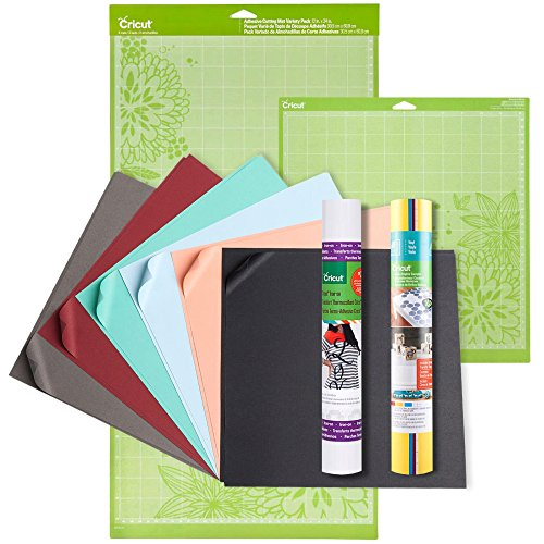 Cricut Material Sampler Set by Provo Craft