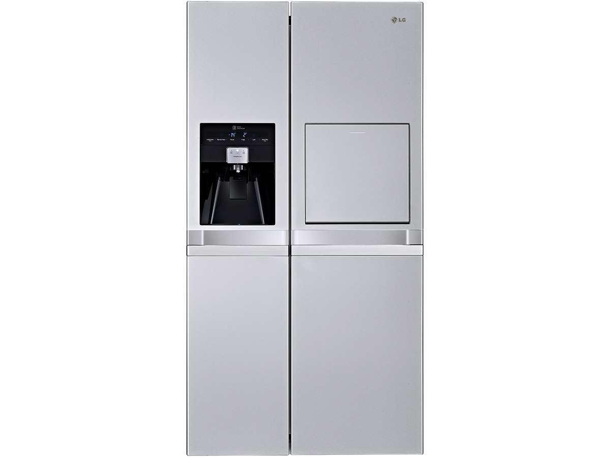 Side By Side Kühlschrank Comfee : Side by side lg gsp nsqz a kühlschrank amazon elektro