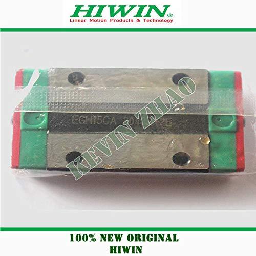 Ochoos Taiwan Made EGH15CA Linear Bearing Sliding Block for EGR15 15mm Linear Guide for CNC Router