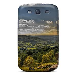 New Fashionable AngelineMS UvTsEwV967lqlra Cover Case Specially Made For Galaxy S3(hope Valley)