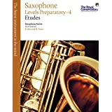 Music RCM Saxophone Series 2014 Edition - Etudes Prep-4
